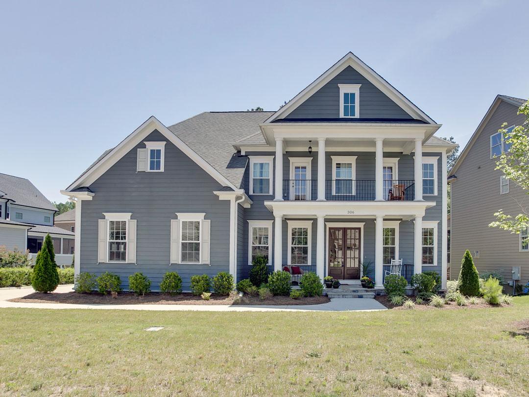 Cameron Pond, custom homes cary nc, single-family custom homes in cary nc, custom home in 27519