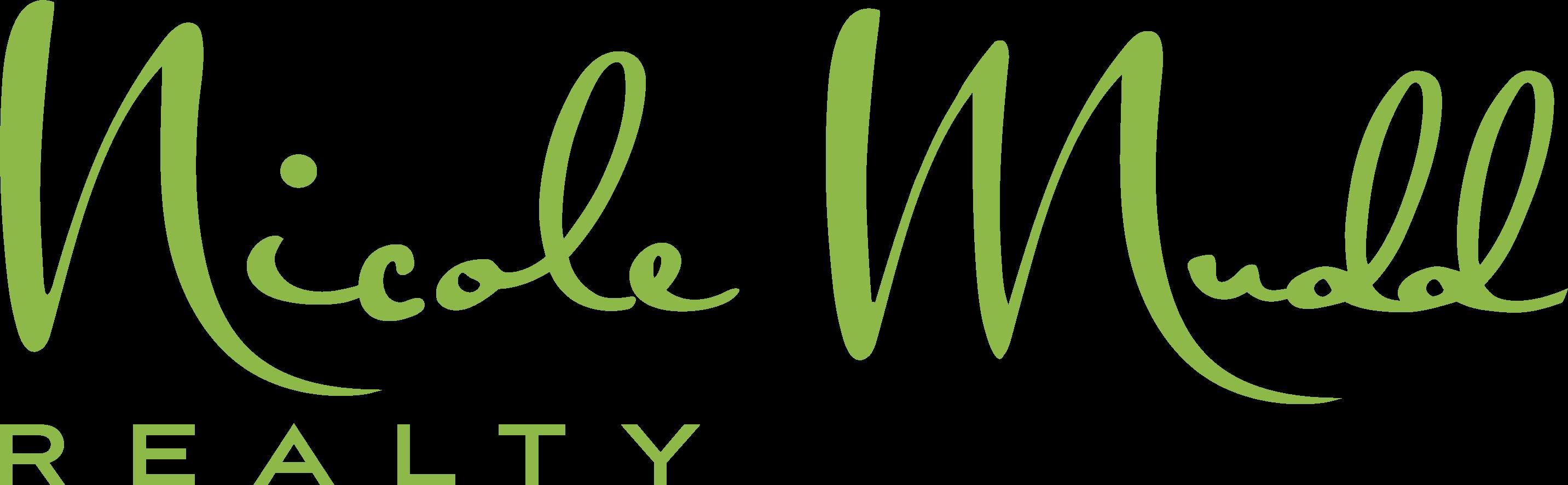 Large Nicole Mudd Realty logo - Cary Realtor